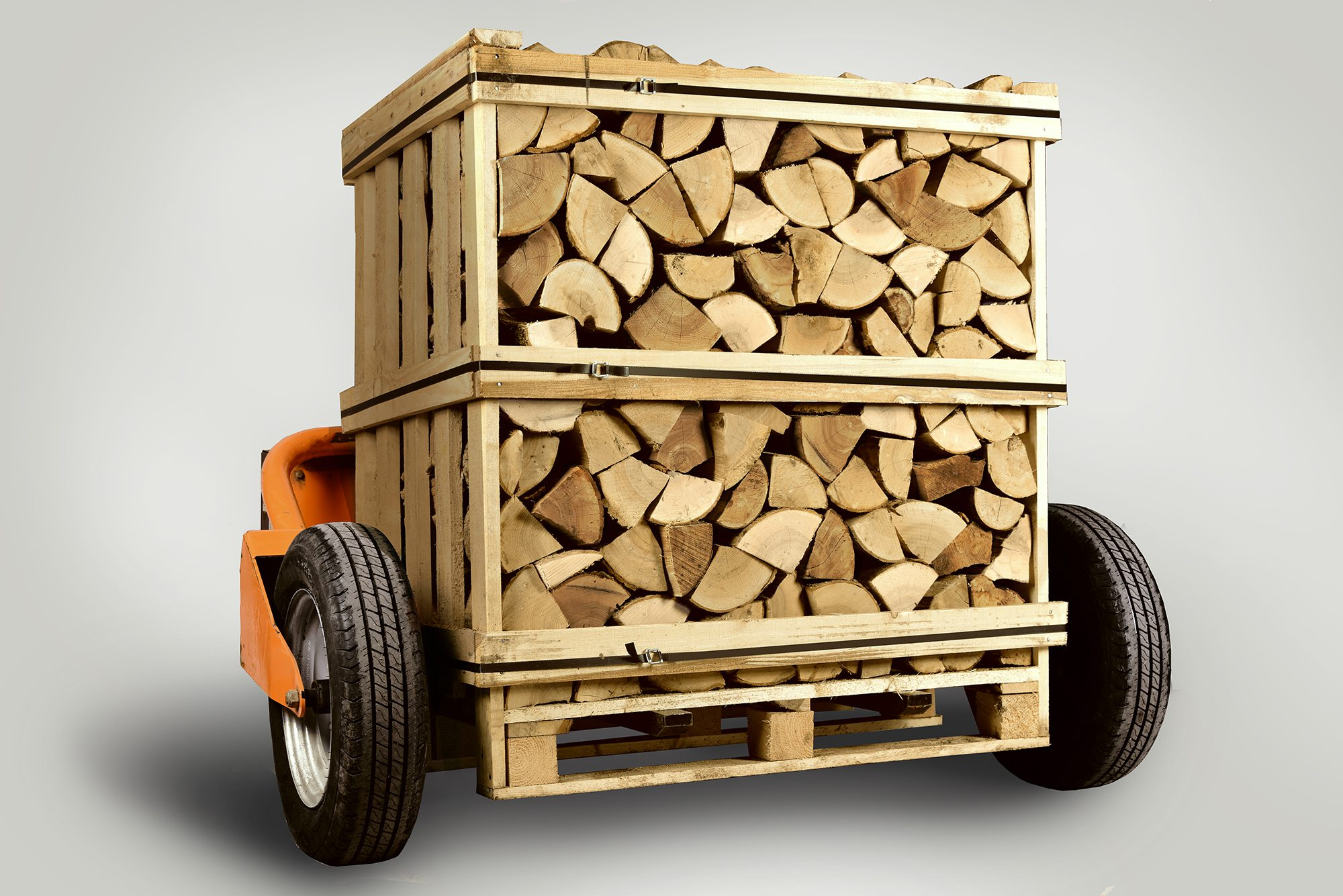 Kiln Dried Mixed Hardwood Logs - 1.2m³