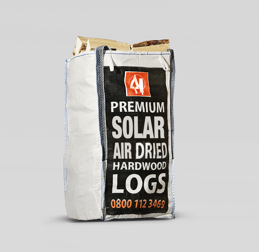 Solar Air Dried Hardwood Handy Sack