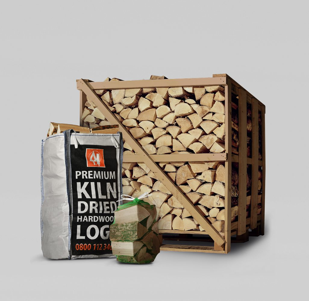 Deluxe Ash Firewood