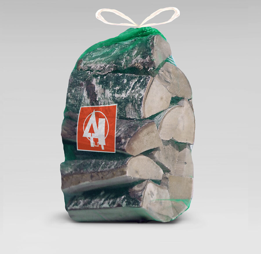 Sterling Silver Net Bag