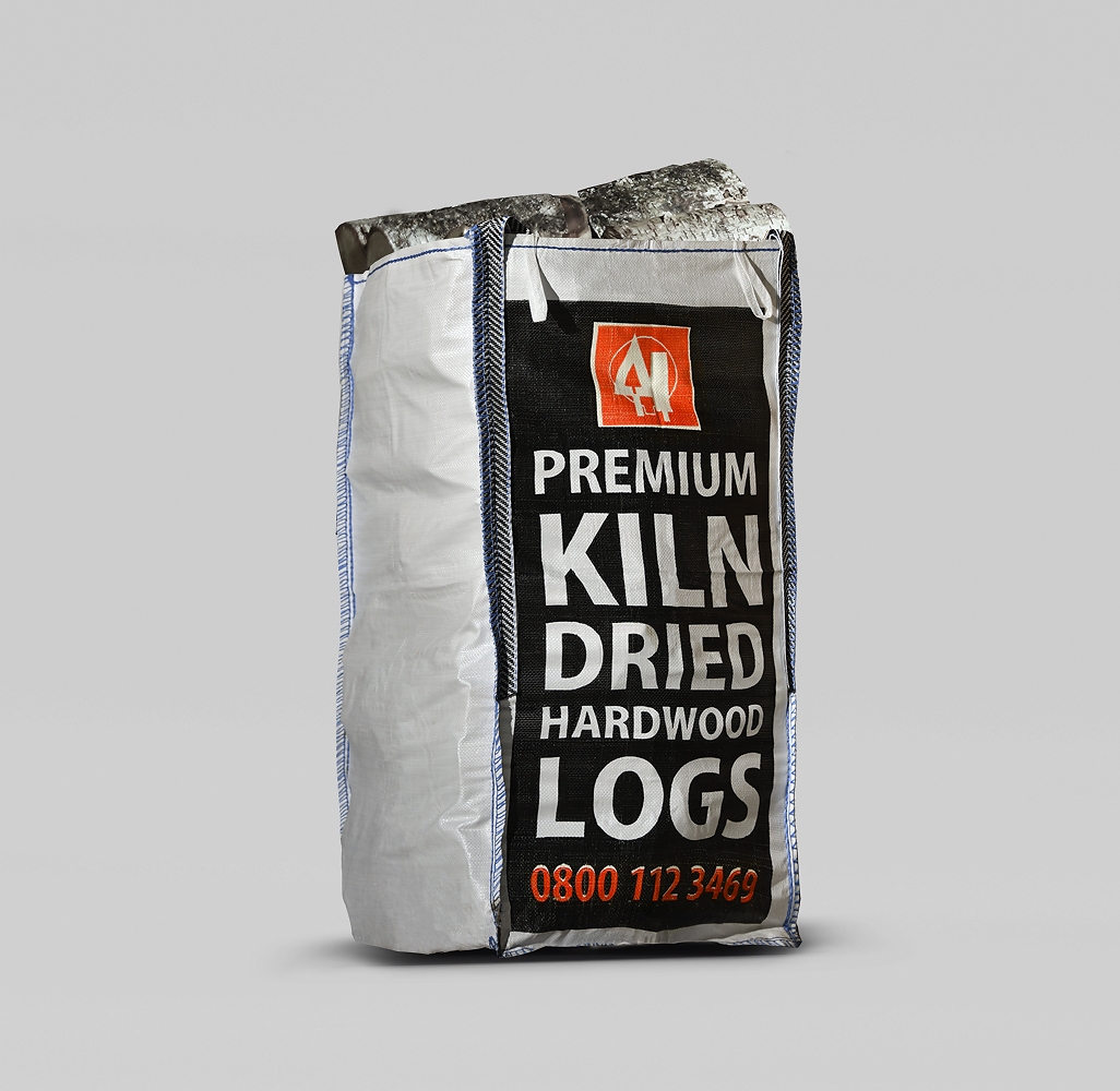 Sterling Silver Firewood sack
