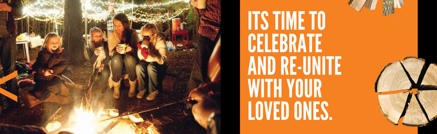 Celebrate with your loved ones